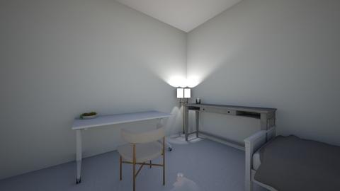CUARTO - Bedroom  - by rielaR