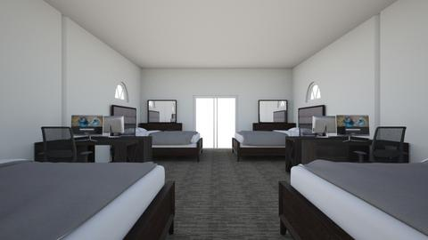 Boarding Room - Modern - Bedroom - by FINY_ROB