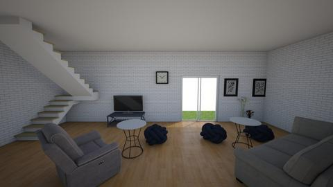 diseno cuchana - Vintage - Living room  - by AlliBlox