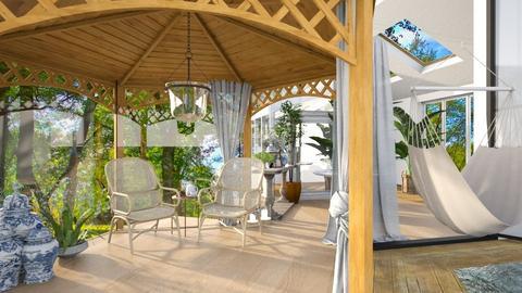 conservatory - by annamarina