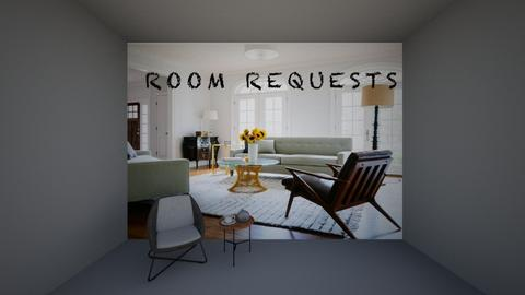 Room Requests - by Tanem Kutlu