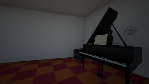 Piano area - by Ethanm94319