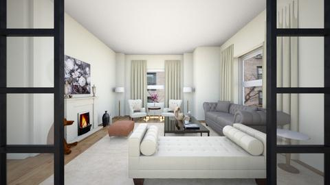 A Classic Living Space - Classic - Living room - by tanisabella