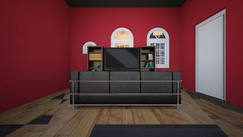 nice - Modern - Bedroom  - by joshuaroomstyler