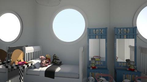 Nakagi Capsule Room 2 - Kids room  - by ok sosa