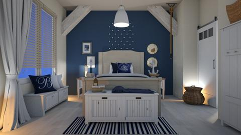 N - Bedroom - by RonRon