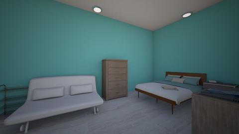 Beach Bedroom - Bedroom - by ESLB