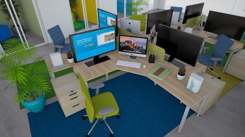 office workspace 2 - Office  - by LexaQ