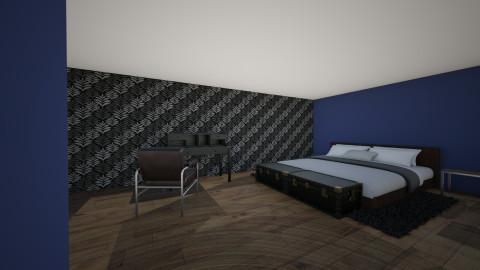 Guest 1 - Bedroom - by SeraLika