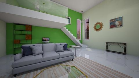 sala 1 - Living room  - by bruna matos