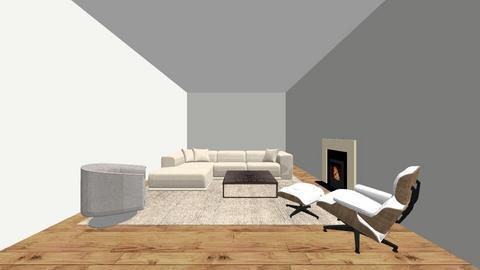 Chelsea Buckler - Living room  - by perkc2385