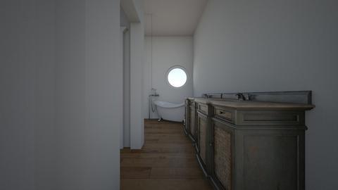 Bedroom and Bath May 4 - by YoJama