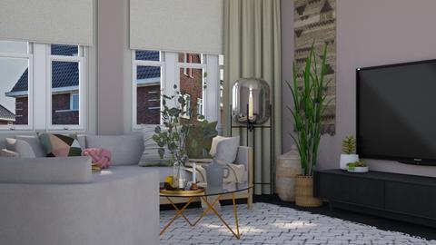 Modern Dutch - Modern - Living room  - by HenkRetro1960