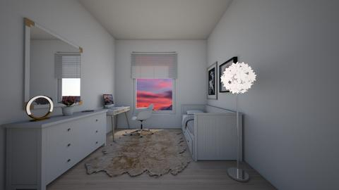 SG - Glamour - Bedroom  - by Twerka