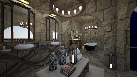 585 - Bathroom - by peterlo