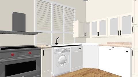 My Kitchen Plan - Kitchen - by acdadona