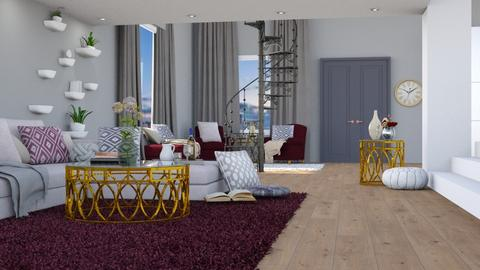 Artisan Flooring - Classic - Living room  - by LeilaniD04
