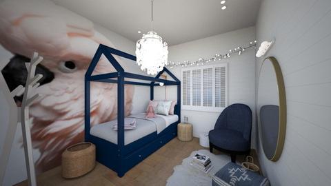 slaapkamer app - Bedroom  - by valerietegenbos