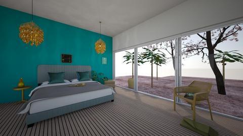 room - Bedroom - by judsonek