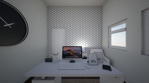 Brittneys office - by orobillard