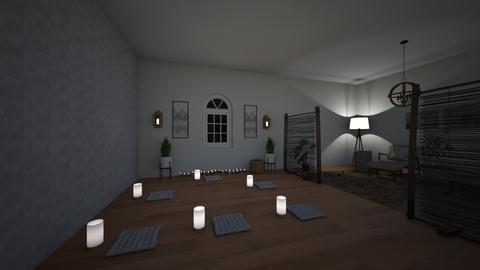 Meditation Room - Modern - by CloneAMA