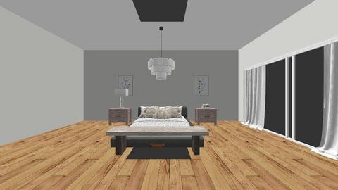 Collab  - Modern - Bedroom  - by RainbowUnicorn10