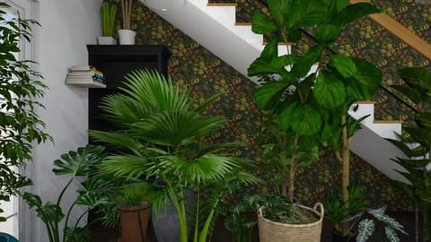 Plants - Living room - by Tom12666