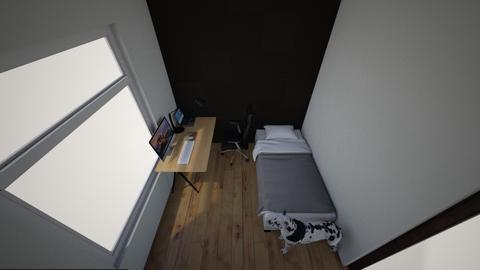 room moiso - Modern - Bedroom  - by moiso
