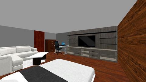 Roli - Bedroom  - by nemkamu