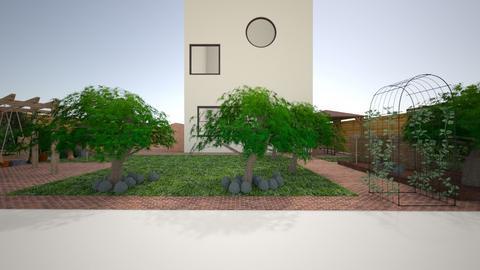 garden - by dia17a