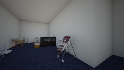 baby - Kids room  - by krgee
