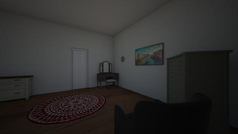 ashley - Bedroom  - by Ashley Bazan