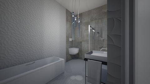 bedroom - Bathroom  - by alina_0312