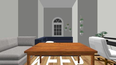 FMT - Bedroom  - by CastleInTheSky