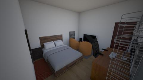 my bedroom - Vintage - by fabio213