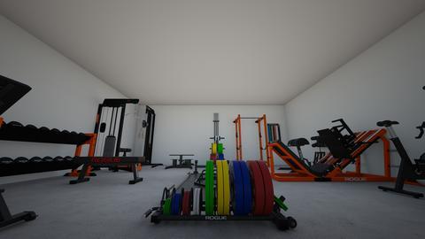 Design gym entrada - by rogue_e9da638f50f6dc615a301ac351a1e