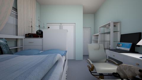 new room2 - Bedroom  - by heatherpc