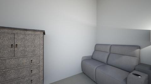 Future bedroom - Modern - Bedroom  - by maddieshadow1234