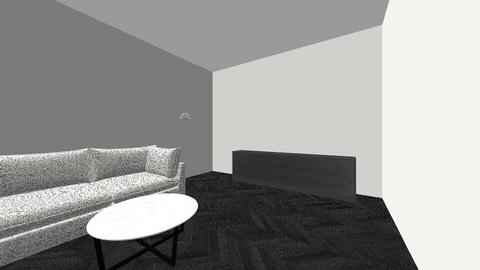 Alyssa Guiliano Period 9 - Living room  - by lilg129class