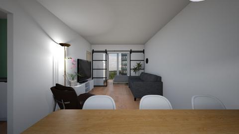 Jan van Doemstraat - Living room  - by TamaraB1990