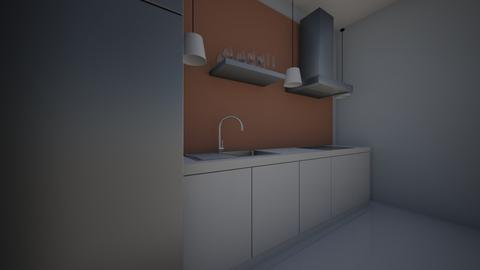 kitchen - Modern - Kitchen  - by mhrfnts