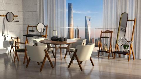 Jaya Poltrona 1 Ren  - Modern - Office - by anchajaya