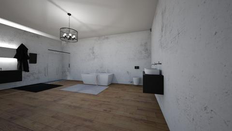 taak techniek - Bedroom  - by ayoub_M