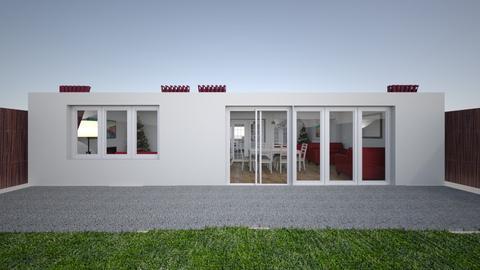 181020 EXTERNAL - Living room  - by SEDE