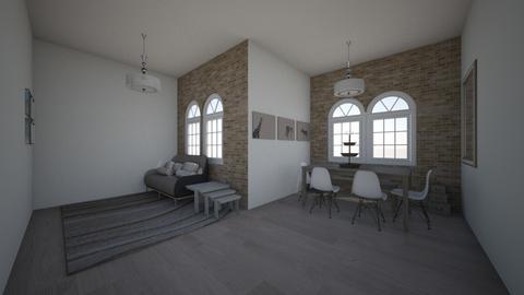 progression rhythm - Living room  - by ovbugg