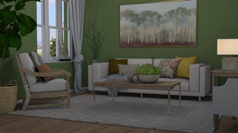 2021 colors - Living room  - by Tuija