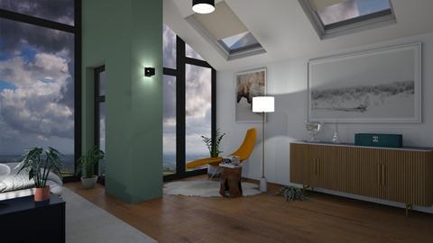 Bedroom - Modern - Kitchen  - by Annathea