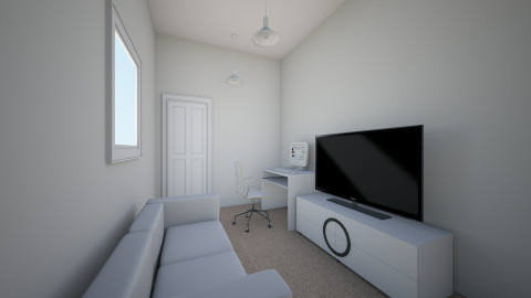 Marks Gaming Room - Modern - Office  - by mark_williamson