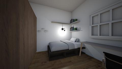 Habitacion Jose - Modern - Bedroom  - by fracasado