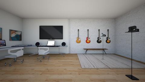 goui - Living room  - by g0uii